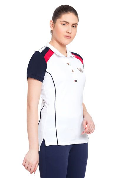Equine Couture Ladies Carrington Polo Sport Shirt - Equine Couture - Breeches.com