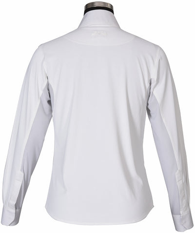 Equine Couture Ladies Whales Show Shirt - Breeches.com