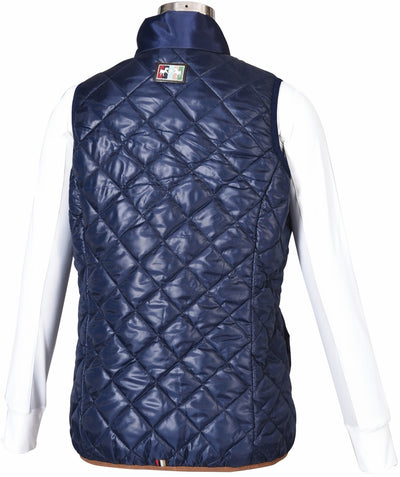 Equine Couture Ladies Kendall Quilted Vest - Equine Couture - Breeches.com