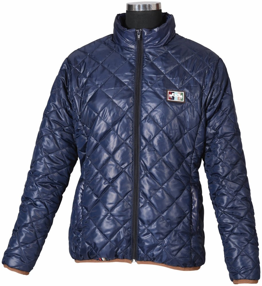 Equine Couture Ladies Kendall Quilted Jacket_1
