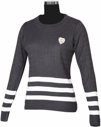 Equine Couture Ladies Keegan Sweater - Equine Couture - Breeches.com