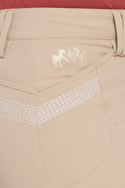 Equine Couture Ladies Sarah Silicone Knee Patch Breeches_22