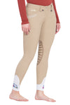 Equine Couture Ladies Sarah Silicone Knee Patch Breeches - Equine Couture - Breeches.com