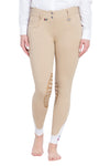 Equine Couture Ladies Sophie Silicone Knee Patch Breeches_26