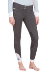 Equine Couture Ladies Sophie Silicone Knee Patch Breeches_21