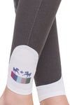 Equine Couture Ladies Sophie Silicone Knee Patch Breeches_23