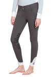 Equine Couture Ladies Sophie Silicone Knee Patch Breeches_19