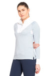 Equine Couture Ladies Maggie Long Sleeve Show Shirt_2