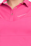 Equine Couture Ladies Performance Long Sleeve Polo Sport Shirt_30