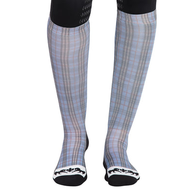 Equine Couture Ladies Isabel Padded Knee Hi Boot Socks - Equine Couture - Breeches.com