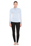 Ladies Cara Long Sleeve Show Shirt - Equine Couture - Breeches.com