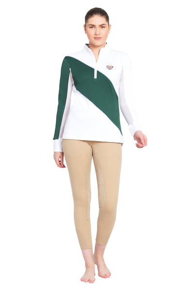 Equine Couture Ladies Danvers Long Sleeve Sport Shirt_8