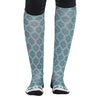Equine Couture Ladies Tara Technical Padded Knee Hi Boot Socks_7