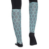 Equine Couture Ladies Tara Technical Padded Knee Hi Boot Socks_9