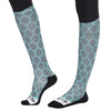 Equine Couture Ladies Tara Technical Padded Knee Hi Boot Socks_6
