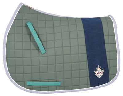 Jayden All Purpose Saddle Pad - Equine Couture - Breeches.com