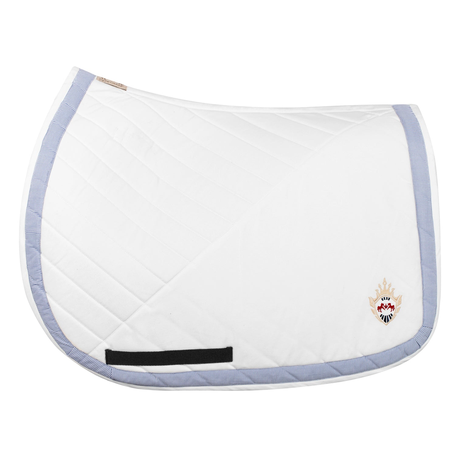 Angelo All Purpose Saddle Pad - Equine Couture - Breeches.com