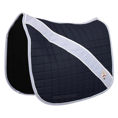 Equine Couture Evelyn Dressage Saddle Pad - Equine Couture - Breeches.com