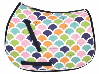 Equine Couture Iris Pony Saddle Pad - Equine Couture - Breeches.com