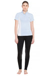 Equine Couture Ladies Cara Short Sleeve Show Shirt - Breeches.com