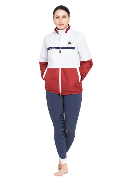 Equine Couture Ladies Marmara Rain Shell - Equine Couture - Breeches.com