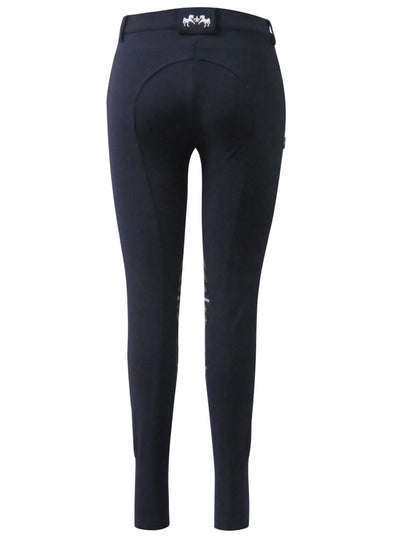 Equine Couture Ladies Lille Knee Patch Breeches_6