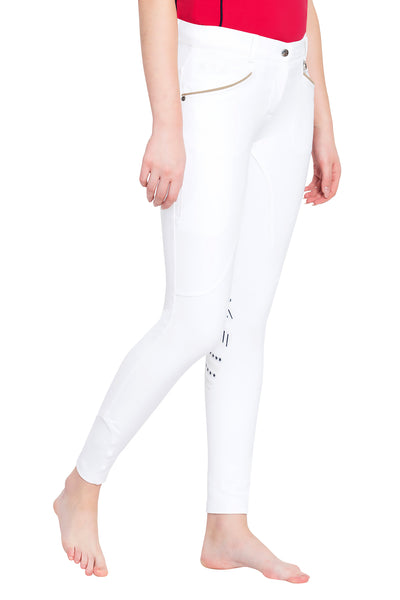 Equine Couture Ladies Lille Knee Patch Breeches_3