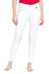 Equine Couture Ladies Lille Knee Patch Breeches_2