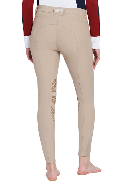 Equine Couture Ladies Lille Knee Patch Breeches_10