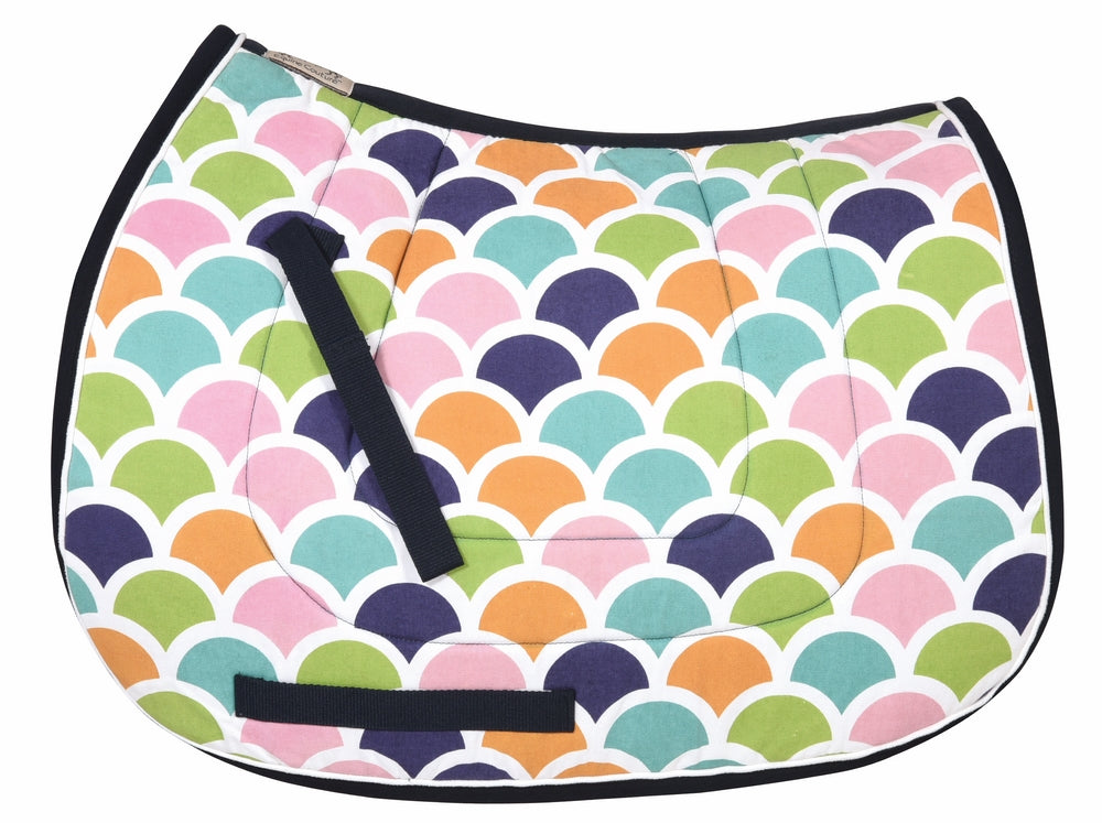 Iris All Purpose Saddle Pad - Equine Couture - Breeches.com