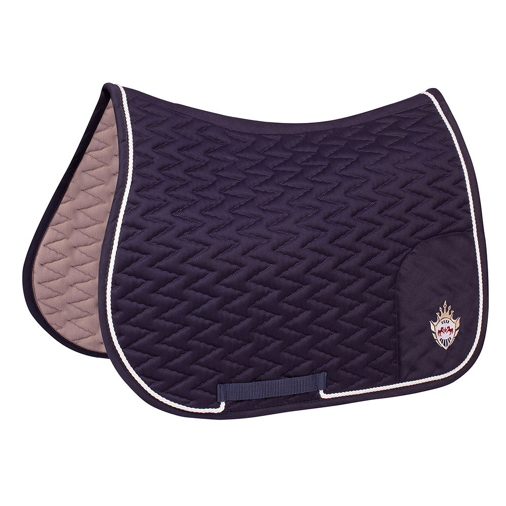 Equine Couture Wellington All Purpose Saddle Pad - Equine Couture - Breeches.com