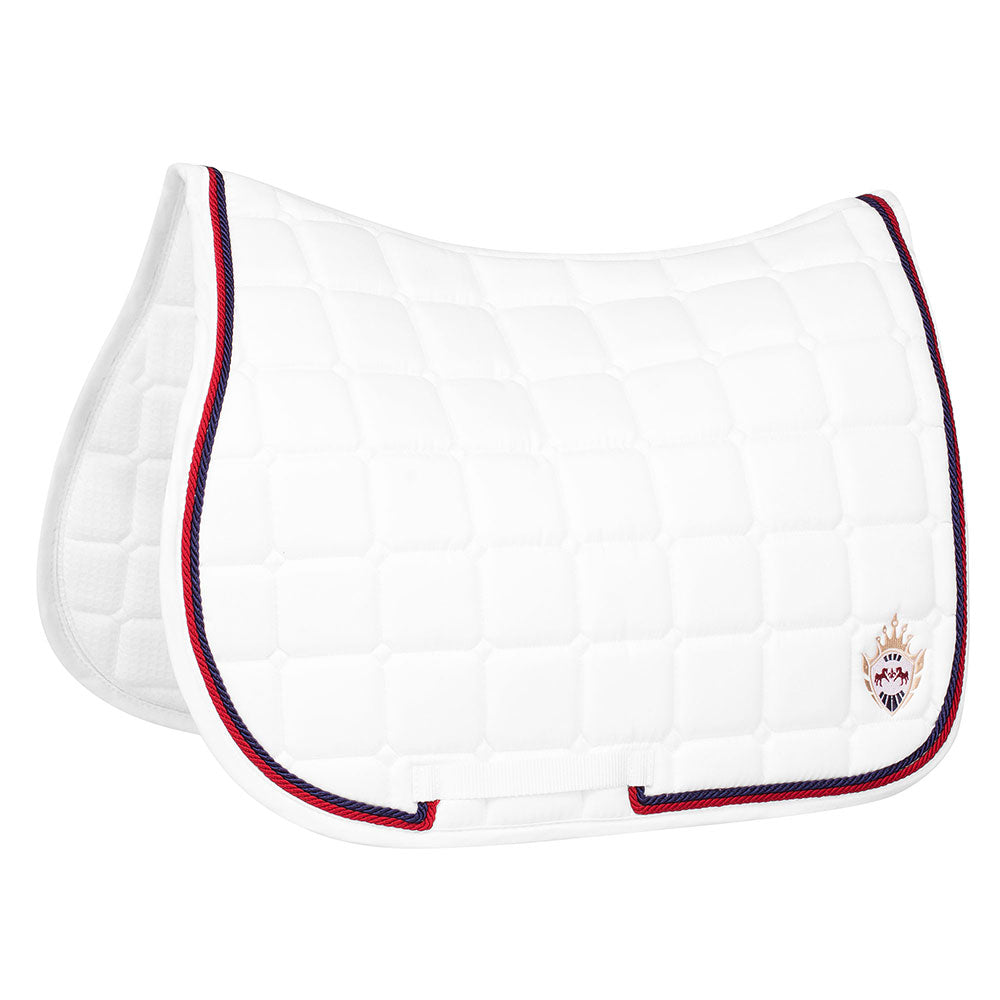 Culpepper All Purpose Saddle Pad - Equine Couture - Breeches.com