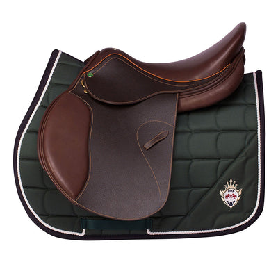 Equine Couture Owen All Purpose Saddle Pad - Equine Couture - Breeches.com
