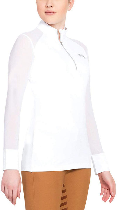 Equine Couture Ladies Erna EquiCool Long Sleeve Sport Shirt - Equine Couture - Breeches.com
