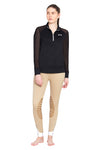 Equine Couture Ladies Erna EquiCool Long Sleeve Sport Shirt - Breeches.com