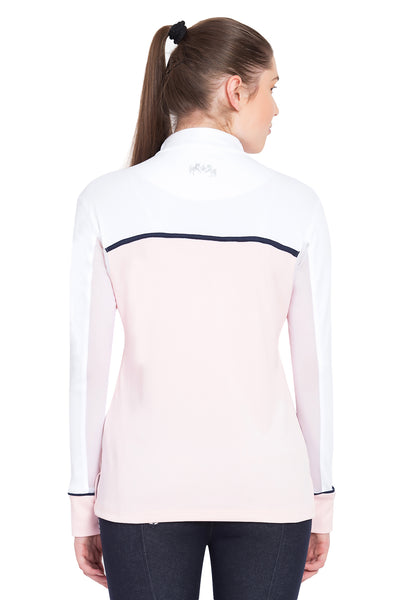 Equine Couture Ladies Nicole EquiCool Long Sleeve Sport Shirt_15