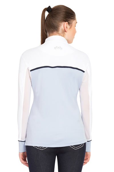 Equine Couture Ladies Nicole EquiCool Long Sleeve Sport Shirt_9