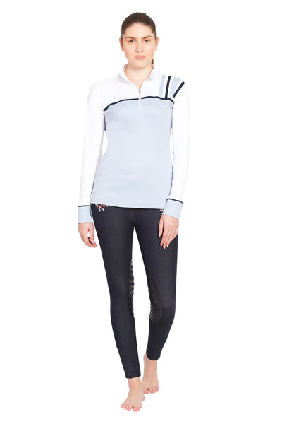 Equine Couture Ladies Nicole EquiCool Long Sleeve Sport Shirt_10