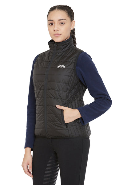 Equine Couture Ladies Zima Vest - Breeches.com