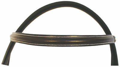 Henri de Rivel Pro Plain Raised Bridle with Laced Reins_10