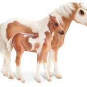 Breyer Misty of Chincoteague & Stormy Model & Book Set - Breeches.com