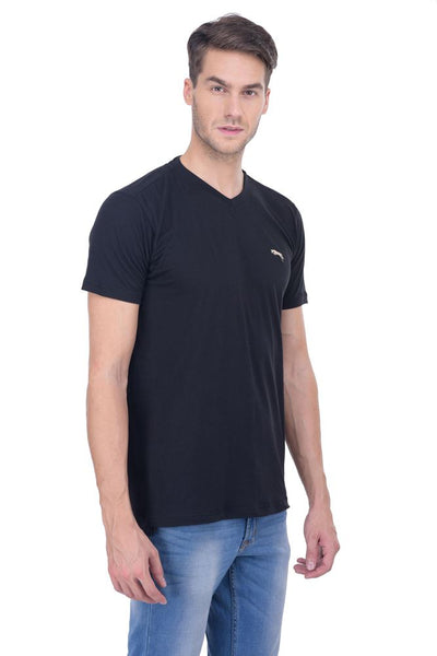 JUMP USA Tony Men's V-Neck Short Sleeve Regular Fit T-Shirt - JUMP USA - Breeches.com