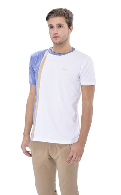 JUMP USA Reed Men's Crewneck Short Sleeve Regular Fit T-Shirt - Breeches.com