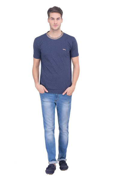 JUMP USA Edward Men's Crewneck Regular Fit T-Shirt - Breeches.com