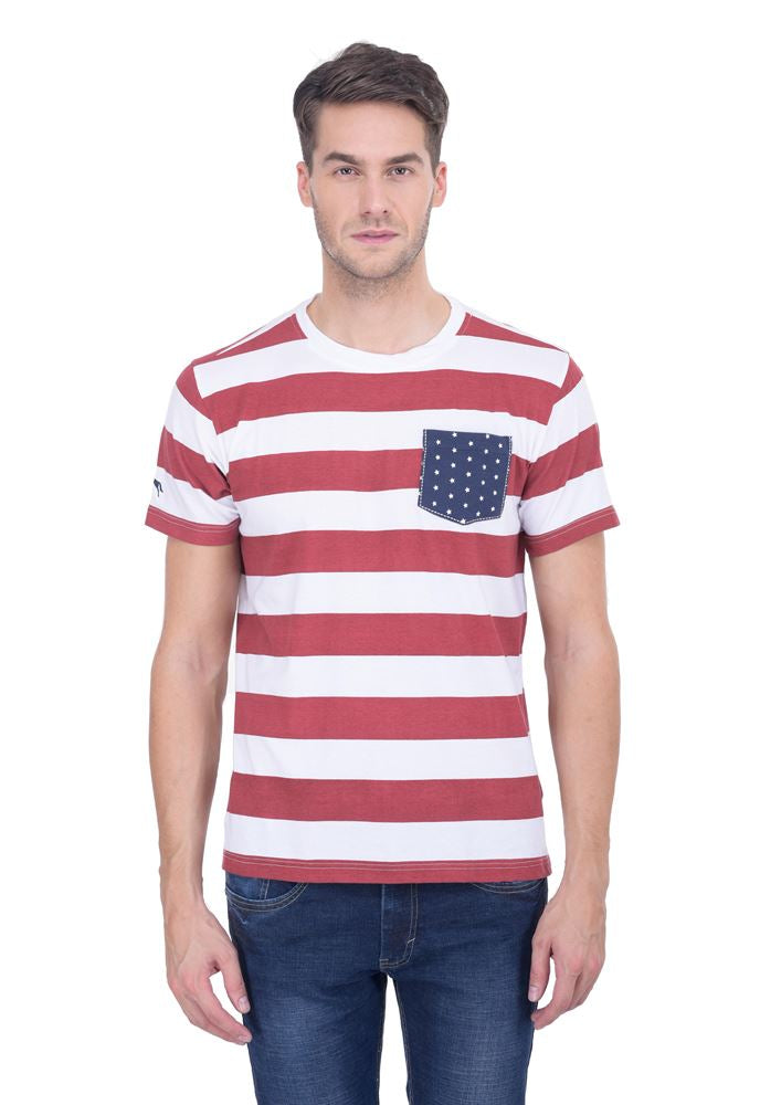JUMP USA Thompson Men's Crewneck Regular Fit T-Shirt - JUMP USA - Breeches.com