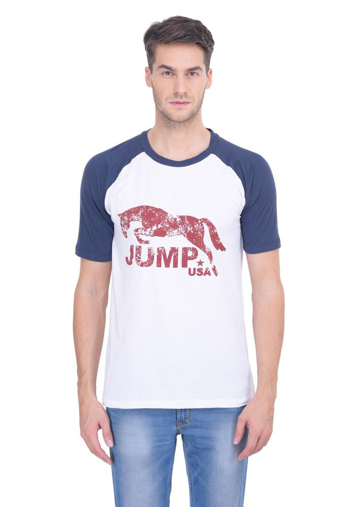 JUMP USA Michael Men's Regular Fit T-Shirt - JUMP USA - Breeches.com