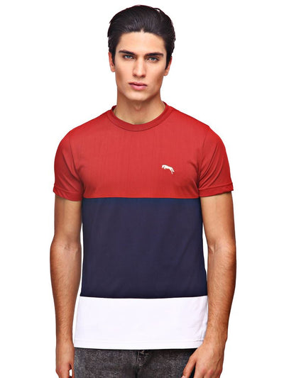 JUMP USA Andrew Men's Short Sleeve Regular Fit T-Shirt - Breeches.com