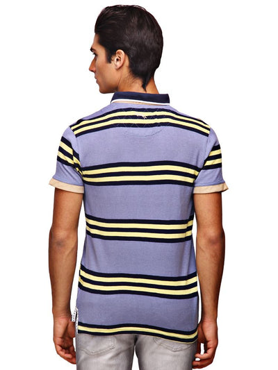 JUMP USA Conrad Men's Short Sleeve Regular Fit Polo Shirt - Breeches.com