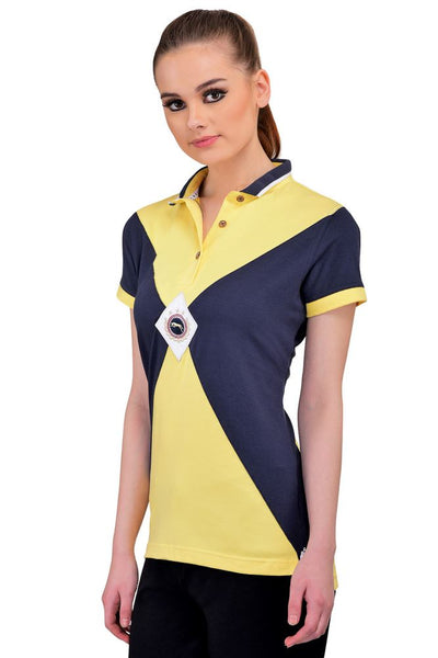 JUMP USA Garret Ladies Short Sleeve Regular Fit Polo Shirt_3