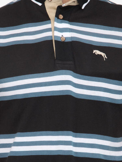 JUMP USA Conrad Men's Regular Fit Polo Shirt - JUMP USA - Breeches.com